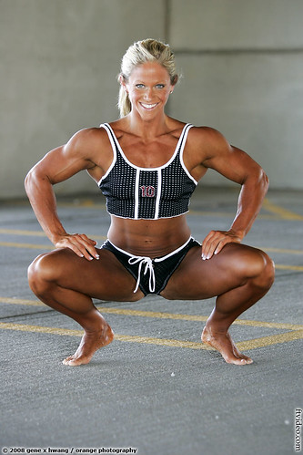 Kira Neuman At 2008 NPC Jr. Nationals - GeneX
