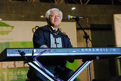 胡德夫唱出〈太平洋的風〉替關燈暖場
