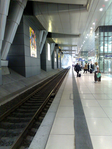 Frankfurt-Flughafen Fernbahnhof