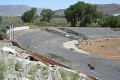 Champion Motor Speedway Vandalism