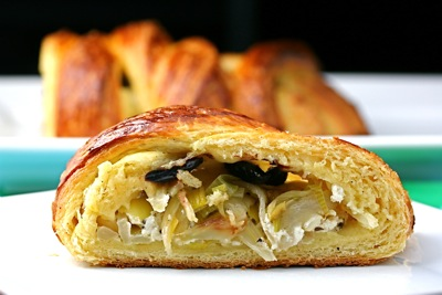 savory danish braid