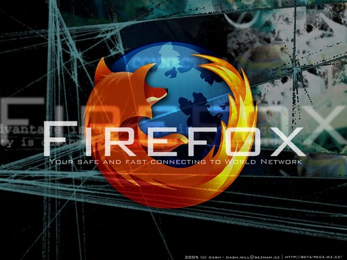 Firefox Wallpaper 60