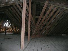 Attic (tmac02892) Tags: old house louisiana neworleans plantation lebeau