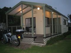 Cabin at Warnambol