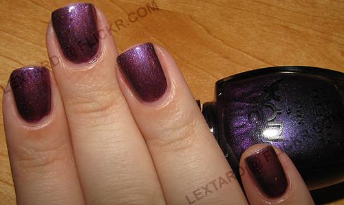 NYX - Foxy by lextard.
