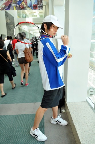 The Prince of Tennis Ryoma Echizen Cosplay Fotos