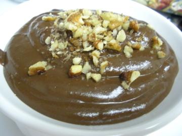 TWD: Chocolate Pudding