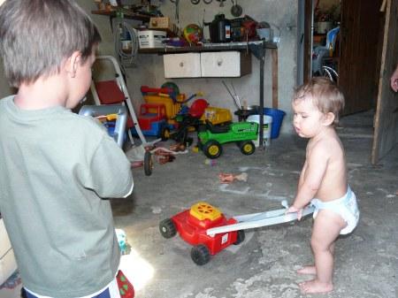 Spielzeughöhle