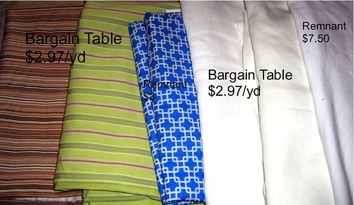 G Street Fabrics, 7/5/08