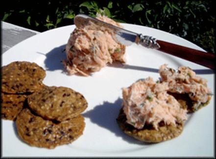 Dill Salmon Salad