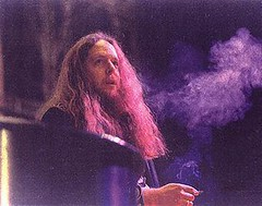 Keith Godchaux of the Grateful Dead