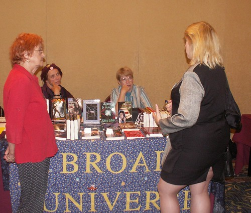Broad Universe Table at Readercon