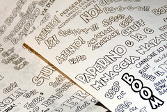 lettering di Diego Ceresa - photo Goria - click