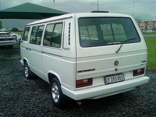 South Africa Kombi