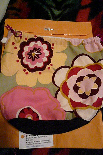 KIP Flower Bag side 1