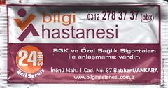 Hacı Arif Bey - Arka