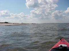 IMGP0324 (paulsyak) Tags: kayak lewes delawarebay beachplumislandshipwreck