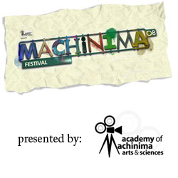 Machinima Festival 2008