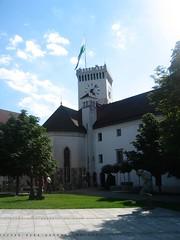 Ljubljana - Castillo