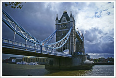 After the rain (Megara Liancourt) Tags: london rain clouds towerbridge fabulous soe goldenglobe blueribbonwinner sonyalpha100 abigfave shieldofexcellence impressedbeauty superaplus aplusphoto theunforgettablepictures overtheexcellence colourartaward platinumheartaward theperfectphotographer