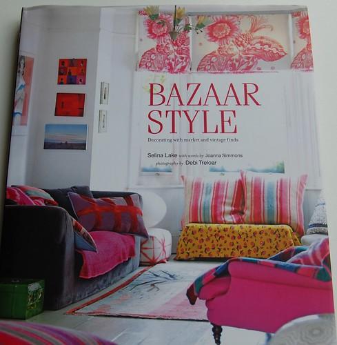 Bazaar Style decorating book