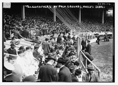 Telegraphers at Polo Grounds, World Series, 1912  (LOC) (The Library of Congress) Tags: game men sports al baseball stadium crowd redsox arena libraryofcongress nl 1912 telegraph polo bostonredsox worldseries pastime americanleague pologrounds nationalleague newyorkgiants xmlns:dc=httppurlorgdcelements11 1912worldseries dc:identifier=httphdllocgovlocpnpggbain11756 newyorkbaseballgiants