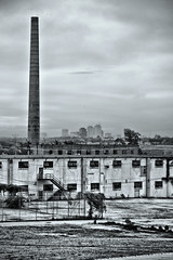 Guarded View (crashmattb) Tags: abandoned nashville state decay tennessee prison urbanexploration jail tennesseestateprison canoneosdigitalrebelxti sigma1770mmf2845dc
