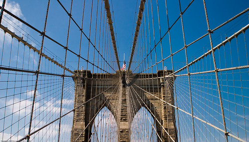 Brooklyn Bridge / 20080824.10D.50383 / SML (by See-ming Lee 李思明 SML)