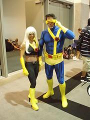 ComicCon2007D 214 (Henchman 21) Tags: storm cyclops xmen comiccon marvelcomics ororo scottsummers comiccon2007 marvelcouple