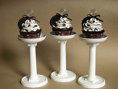 Cookies & Cream Faux Cupcake (Creative Abubot) Tags: food home cupcakes handmade decoration fake cupcake handcrafted etsy decor fauxcupcake uniquegift fauxcupcakes fakecupcake creativeabubot
