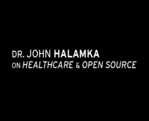 John Halamka on healthcare and open source