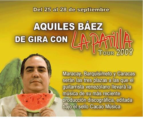 Concierto de Aquiles Baez