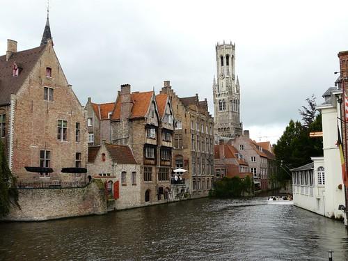 Brujas (Bélgica) por ti.