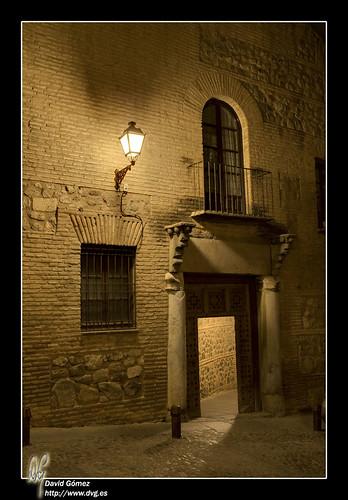 Nocturno Toledo