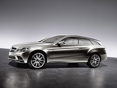 Mercedes-Benz ConceptFASCINATION pictures