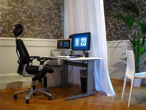 Athega, My desk