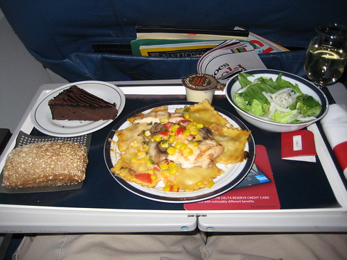 Plane Meal