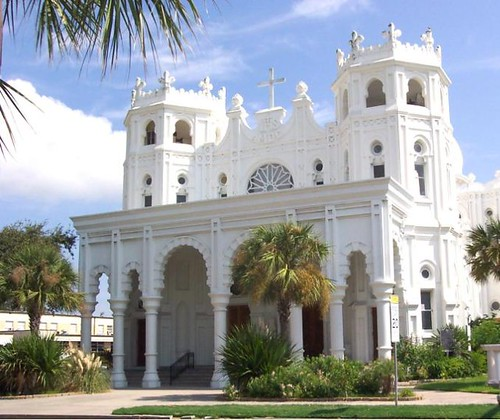 Galveston Sacred Heart Church