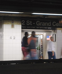 Grand Central Subway Station New York