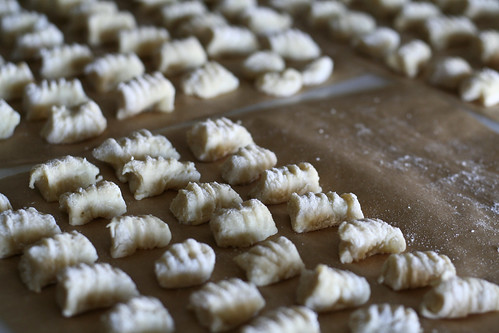 how to make homemade gnocchi