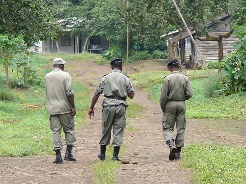 Cameroun Police