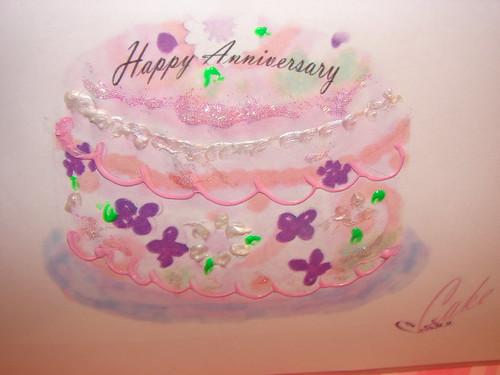 Embellished card