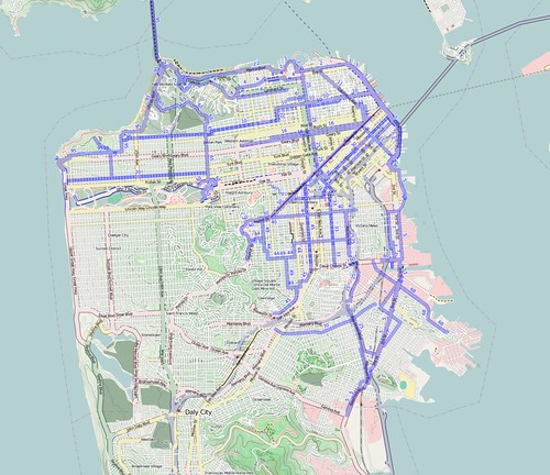 Open Cycle Map SF