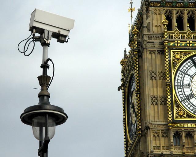 CCTV and Big Ben
