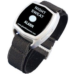 Night Sweat alarm