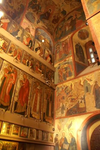 Interior Catedral de la Anunciación