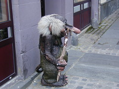 An Alesund troll