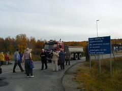 Russian Border, Kirkenes