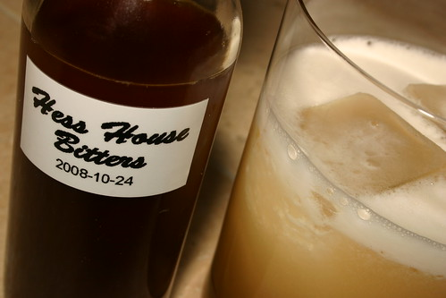 Whiskey Sour with Hess House Bitters