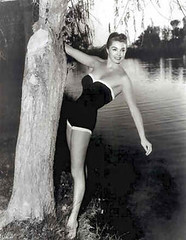 RetroEsther_williams (disneyphilip) Tags: swimming swimsuit strapless bathingsuit maillot beachwear estherwilliams